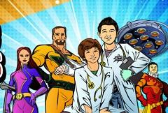 Mighty Med Heroic Healers