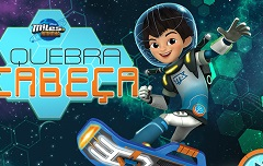 Miles From Tomorrowland Puzzle Set