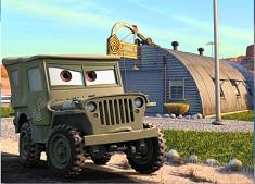 Military Car Puzzle