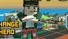 Minecraft Grand Theft Auto