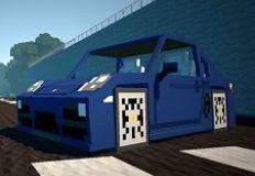 Minecraft Hidden Car Keys