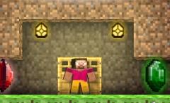 Minecraft Mine Cave