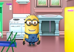 Minion Arrange Kitchen