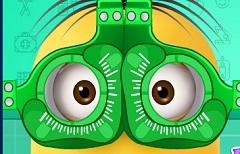 Minion Eye Control