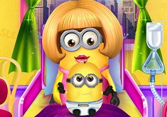 Minion Girl and the New…