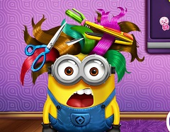 Minion Real Hairstyle