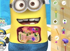 Minion Stomach Intervention