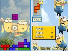 Minion Tetris