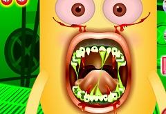 Minion Vampire at Dentist