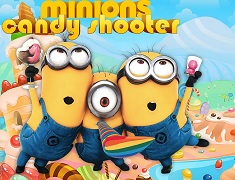 Minions Candy Shooter