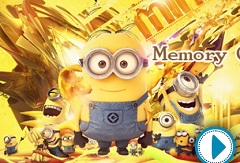 Minions Memory Game