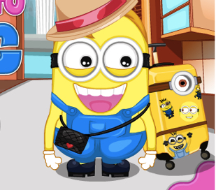 Minions Travel to NYC