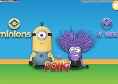 Minions Vs Evil Ping Pong