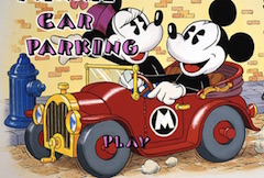 Minnie Car Parking