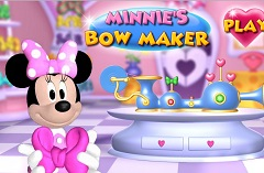 Minnie Mouse Bow Maker