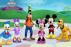 Minnie Mouse Masquerade