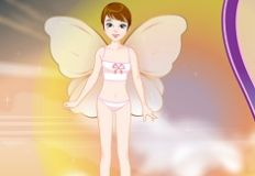 Missie Fairy Dress Up
