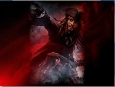 Misterious Jack Sparrow Puzzle
