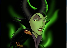 Misterious Maleficent Puzzle