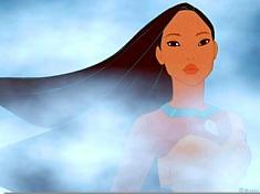 Misterious Pocahontas Puzzle