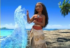 Moana and the Ocean Puzzle