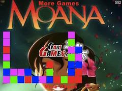 Moana Block Breaker