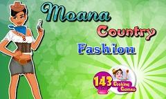 Moana Country Fashion