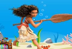 Moana Fishing
