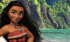 Moana Search the Sea
