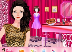 Modern Princess Make Up Salon