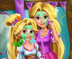 Mommy Rapunzel Real Makeover