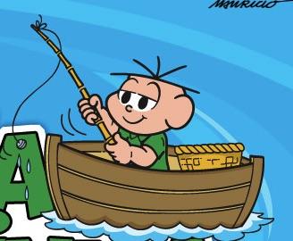 Monica Fishing
