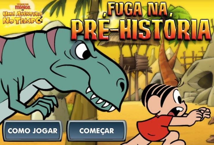 Monica Gang Prehistoric Run