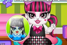 Monster High Baby Care 2