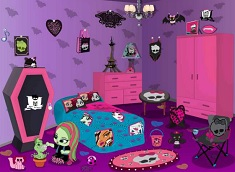 Monster High Baby Room Decor