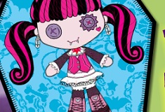 Monster High Bookmark Maker