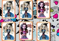 Monster High Dolls Memory Cards