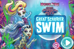 Monster High Great Scarier Reef
