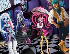 Monster High Hidden Numbers