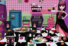 Monster High Kitchen Wash