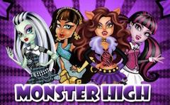 Monster High Theme Room