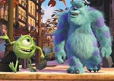 Monsters Inc Puzzle 2