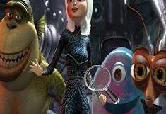 Monster Vs Aliens Games Games For Kids