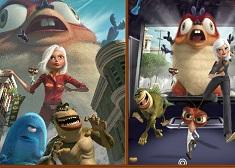 Monsters Vs Aliens Similarities Monster Vs Aliens Games