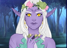 Moon Elf Avatar Creator