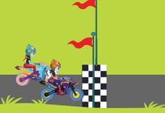 Motocross Friendship Game