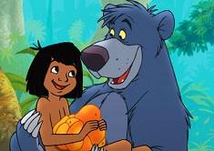 Mowgli and Baloo Puzzle