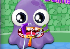 Moy at the Dentist
