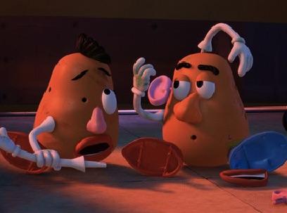 Mr and Mrs Potato Head Puzzle