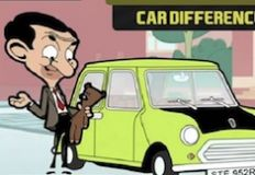 Mr Bean Car Differences
